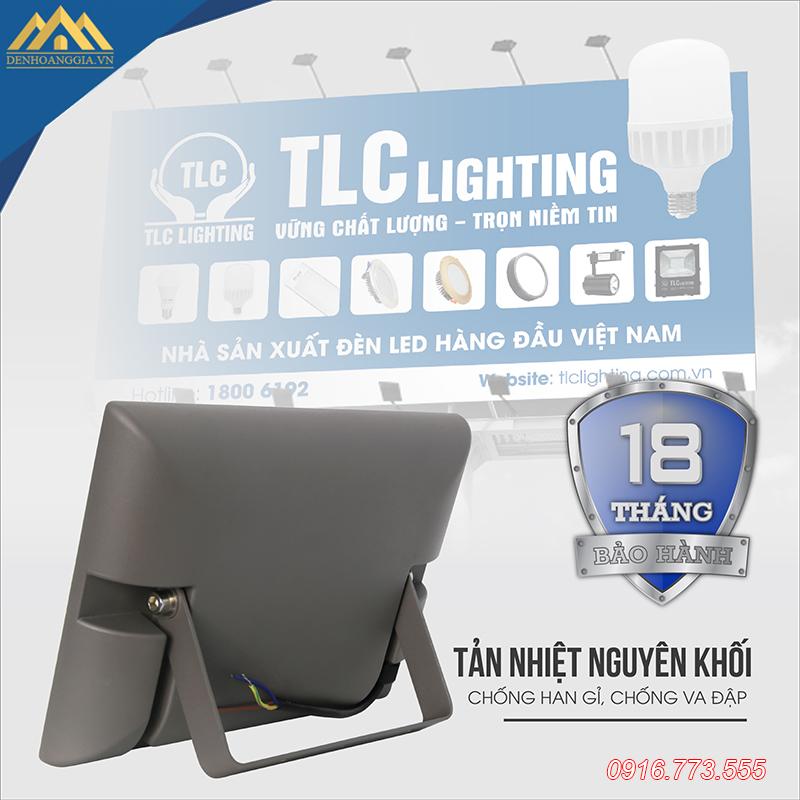 Mặt sau đèn led AEON TLC