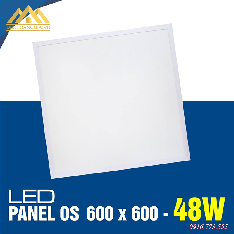 Đèn led panel OS 600x600 48w TLC
