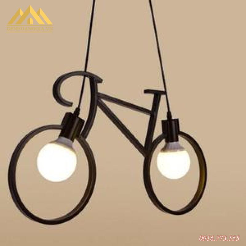 Đèn thả trần hình xe đạp HGA-TH200-MC