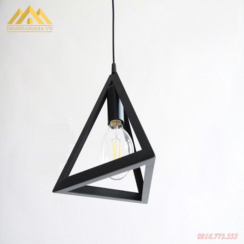 Đèn thả trần hình khối tam giác HGA-TH018