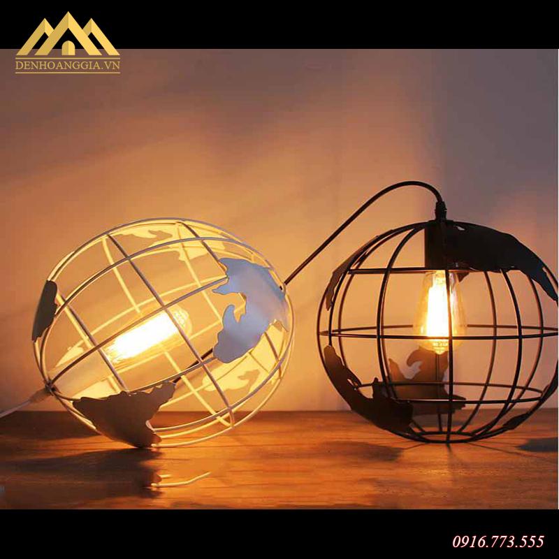 Đèn thả trần hình quả địa cầu HGA-TH095