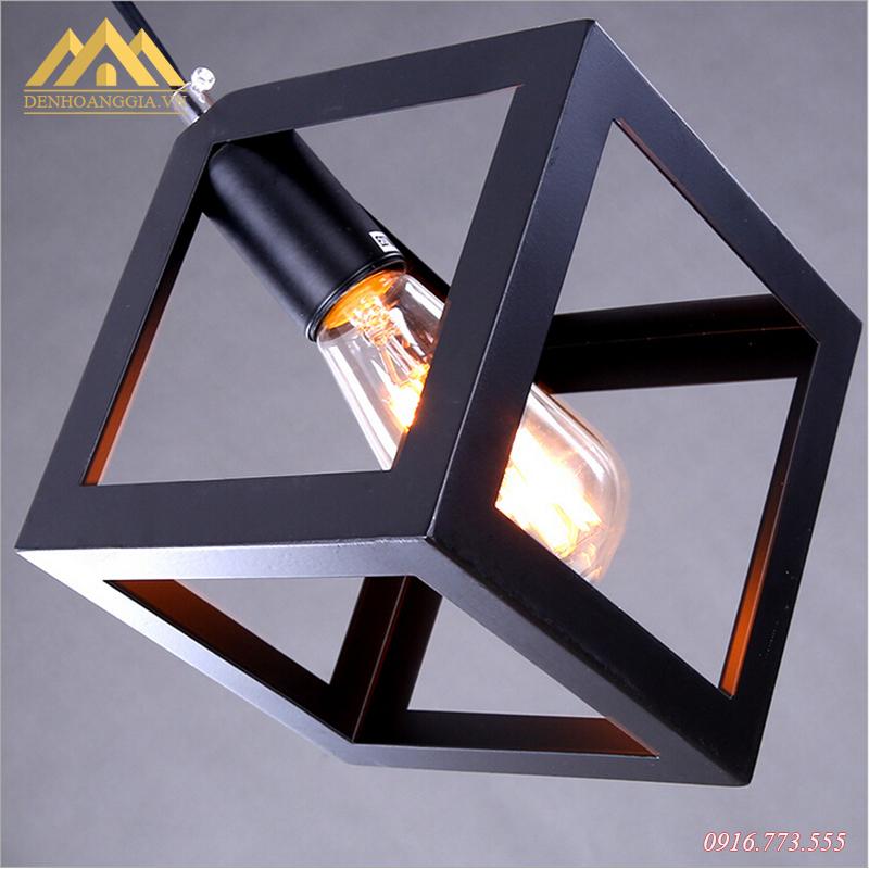 Đèn thả khối lập phương HGA-TH015