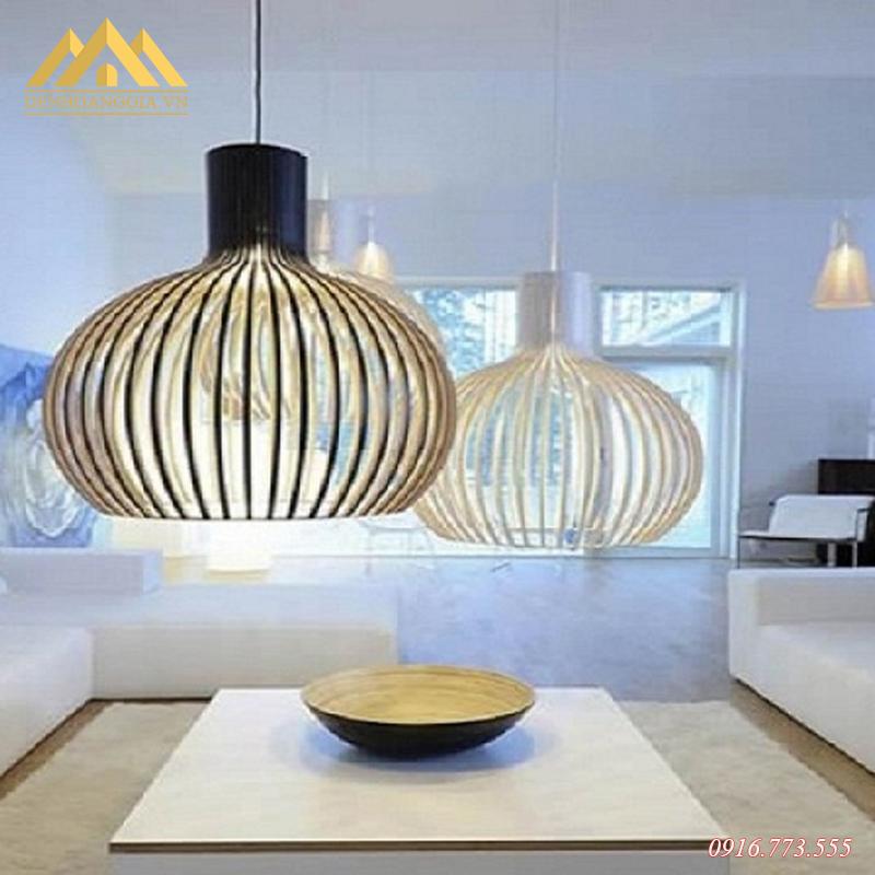 Đèn thả trần nghệ thuật HGA-TH020
