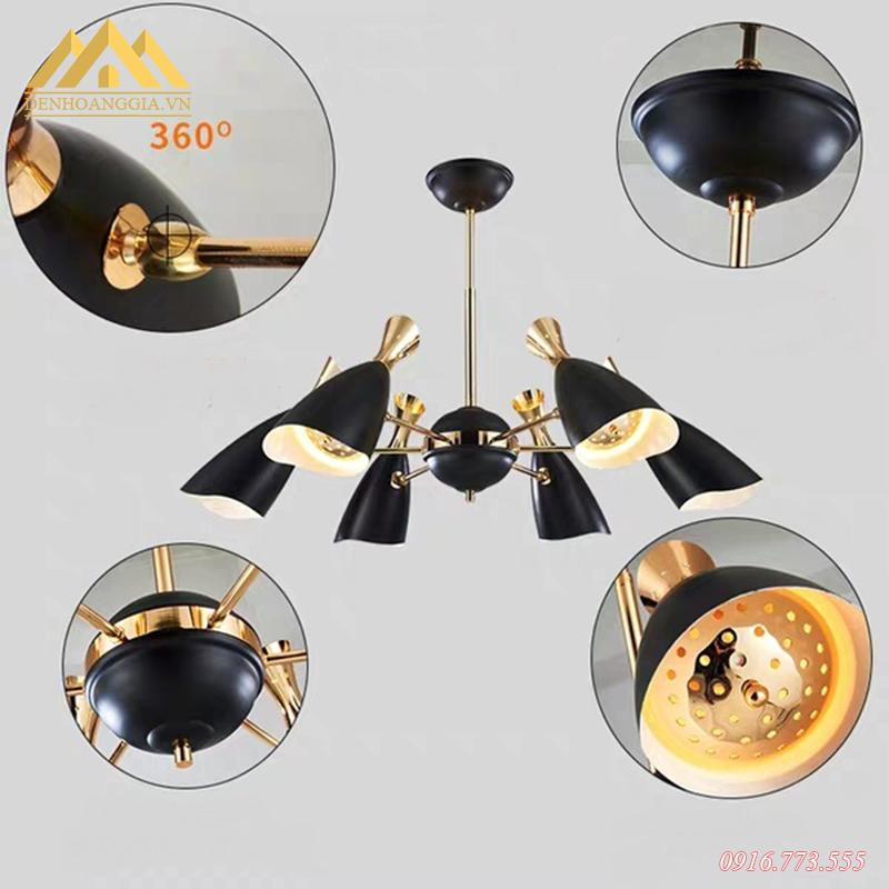 Đèn thả trần trang trí HGA-THĐ003