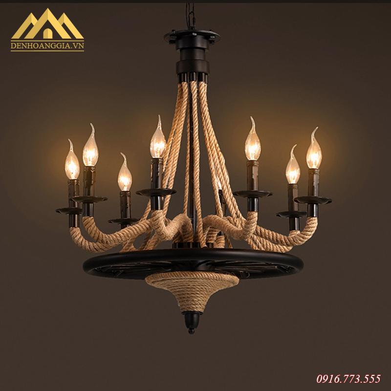 Đèn thả trần trang trí Rolux-THĐ052