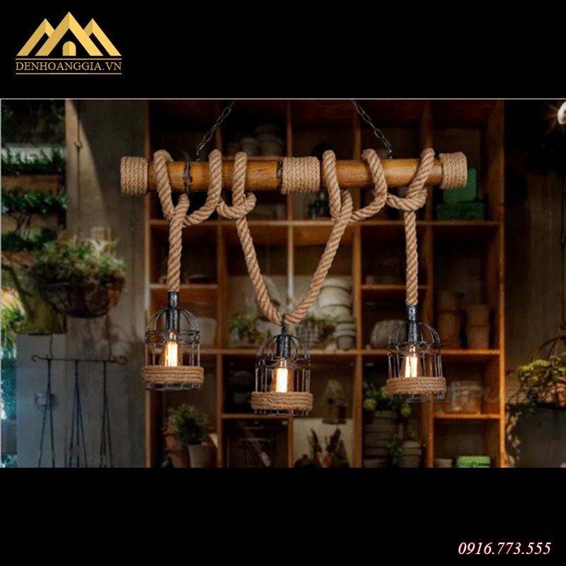 Đèn thả trần trang trí Rolux-THĐ087
