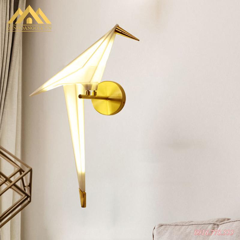 Đèn tường 1 con chim HGA-THĐ016
