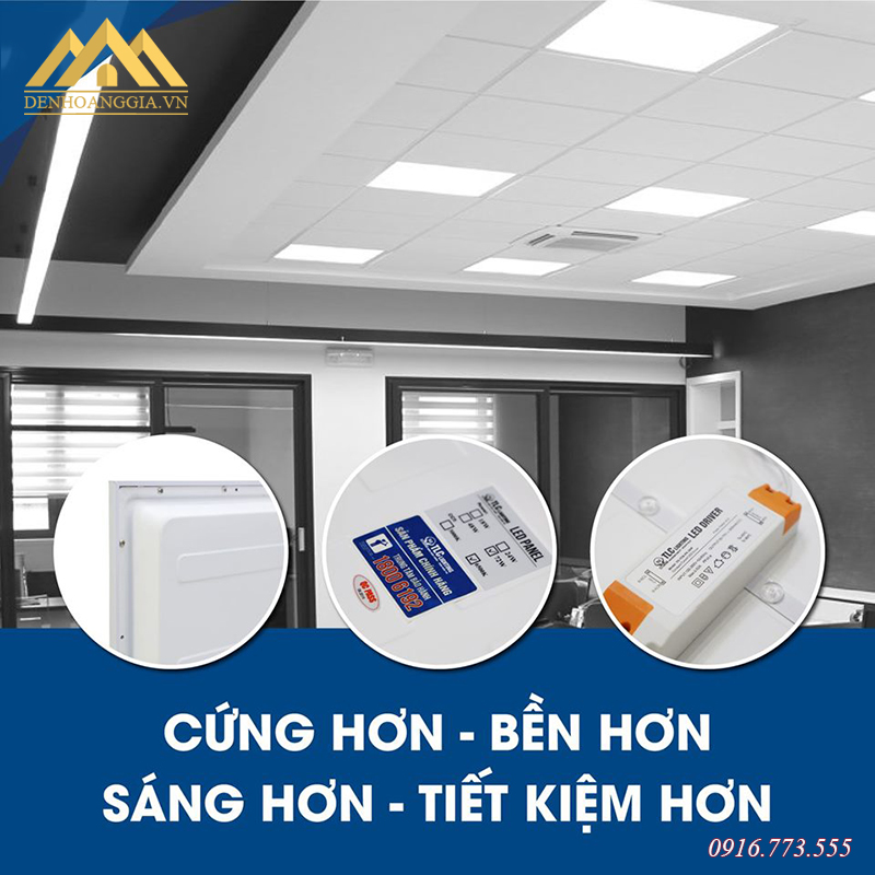 Đèn led panel OS 300x600 24w TLC