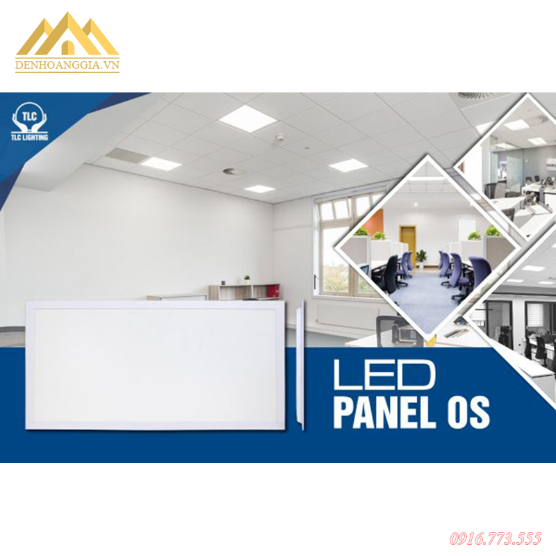 Đèn led panel OS 300x300 16w TLC