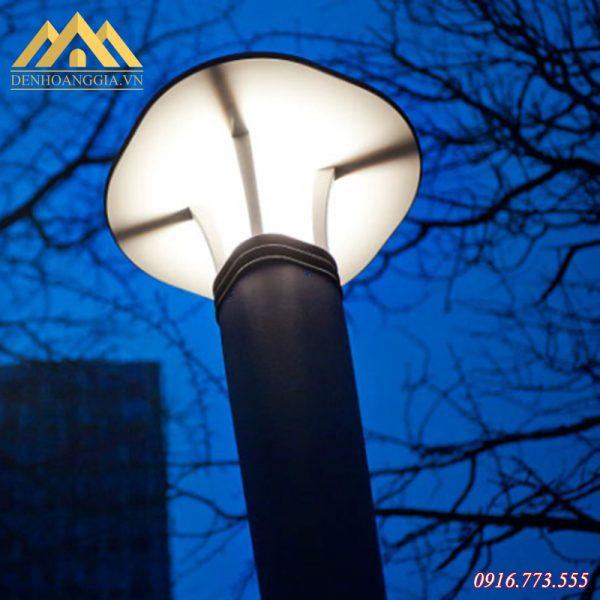 Ánh sáng đèn trụ sân vườn HGA-TSV17
