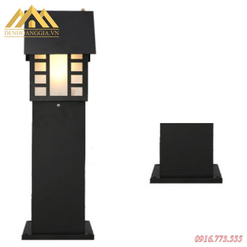 Chân đế đèn trụ sân vườn Rolux-TSV52