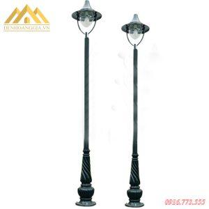 Cột đèn trụ sân vườn Banian