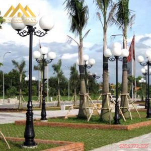 Cột đèn trụ sân vườn HGA-DC06(1)