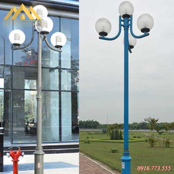 Cột đèn trụ sân vườn NOUVO