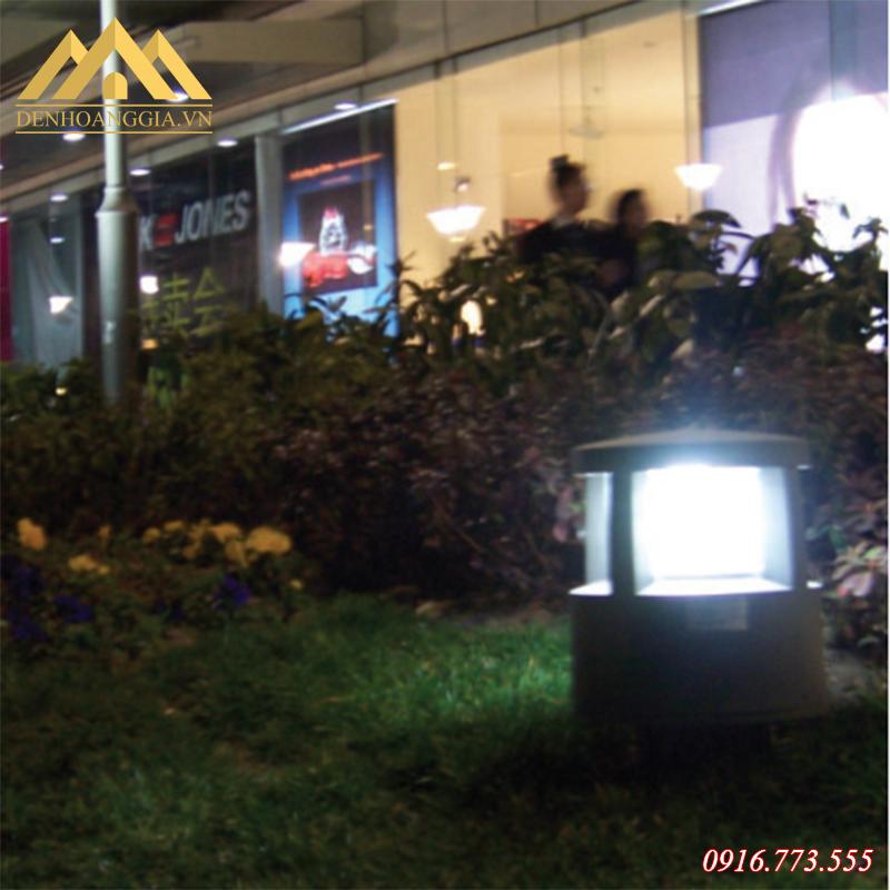 Đèn trụ sân vườn nấm HGA-TSVM10