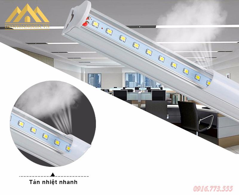 Thân đèn tuýp led T5