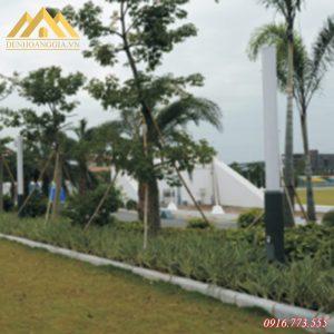 Lắp đèn trụ sân vườn HGA-TSV-NEMO cao ap