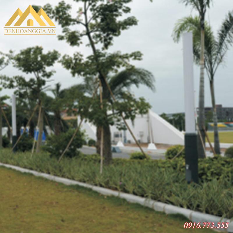 Đèn trụ sân vườn Rolux-TSV-NEMO cao ap