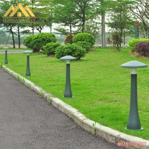 Ứng dụng đèn trụ sân vườn HGA-TSV86