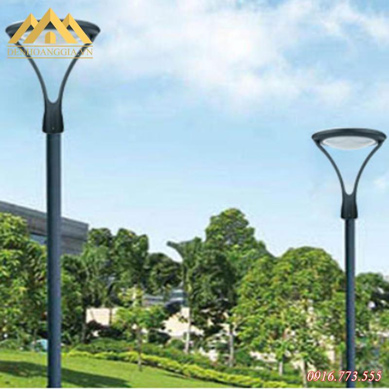 Ứng dụng lắp đặt đèn trụ sân vườn HGA-TSV35