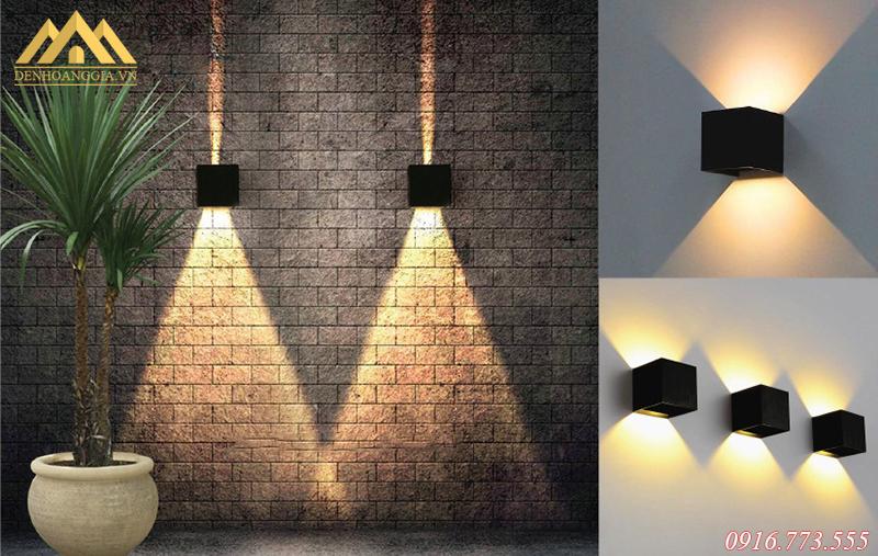 Ứng dụng đèn tường led cao cấp trong thực tế