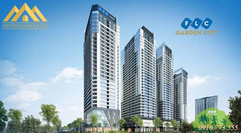 Dự án KĐT FLC Garden City Đại Mỗ - Nam Từ Liêm
