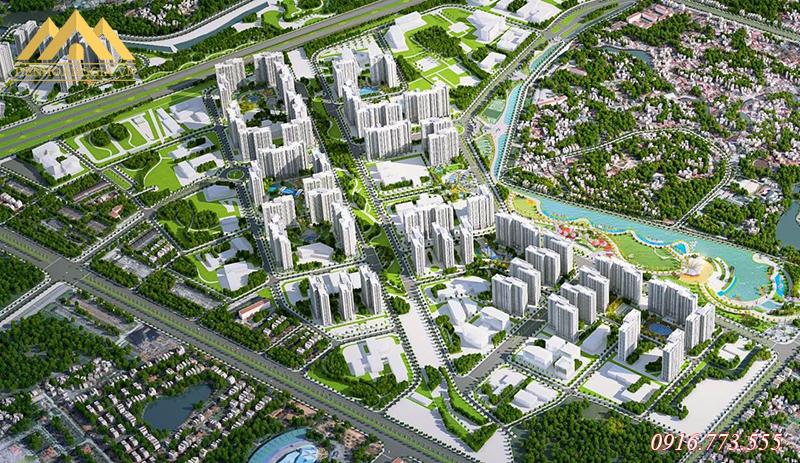 Dự án khu đô thị Vunhomes Smart City Tây Mỗ - Đại Mỗ