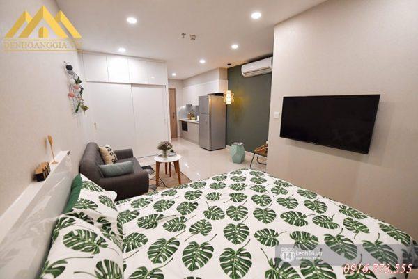 Bố trí ánh sáng hài hỏa trong phòng ngủ sẽ giúp bạn cảm thấy thư giãn nhất trong căn phòng của mình