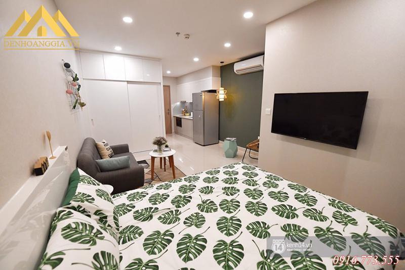 Thiết kế hệ thống đèn led cho phòng ngủ ở KĐT Vinhomes Smart City Tây Mỗ