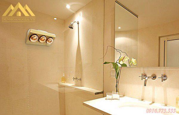 Thiết kế hệ thống đèn led cho phòng tắm