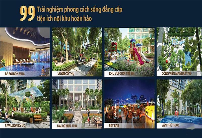 Tiện ích của dự án chung cư Goldseason 47 Nguyễn Tuân