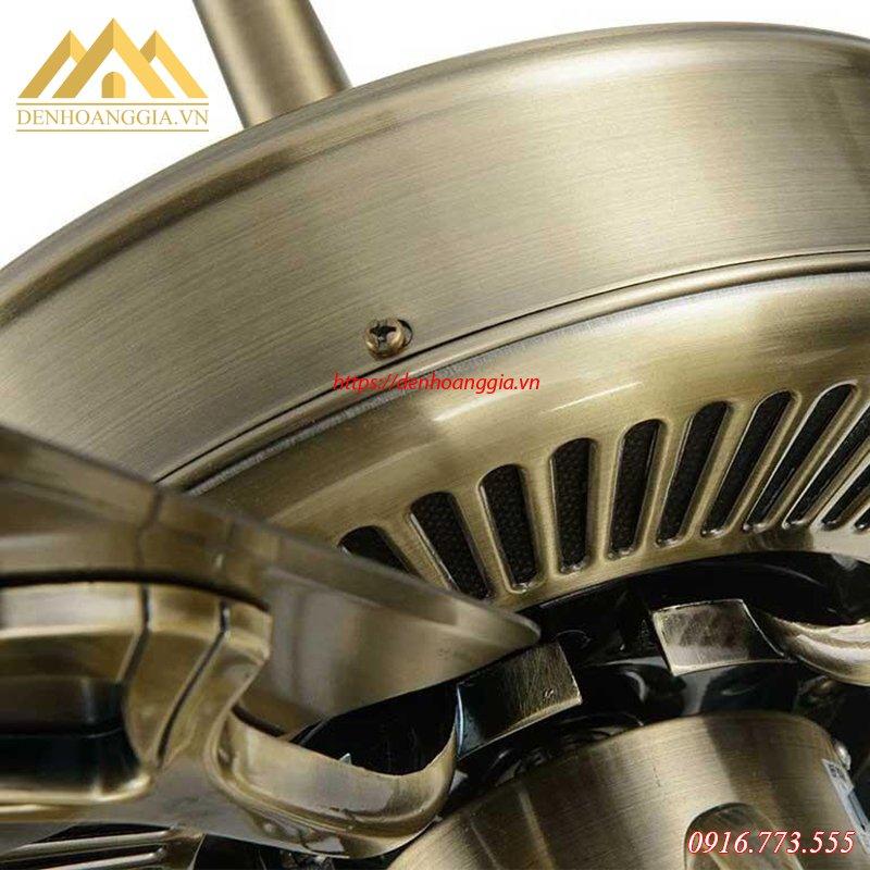 Động cơ của quạt trần đèn HGA-QTD-107