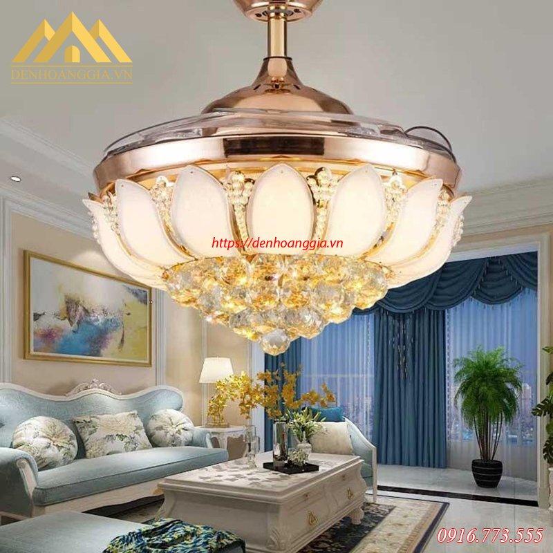 Quạt trần đèn HGA-QTD-115