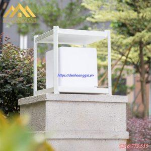 Đèn trụ cổng tường rào Rolux-TC09