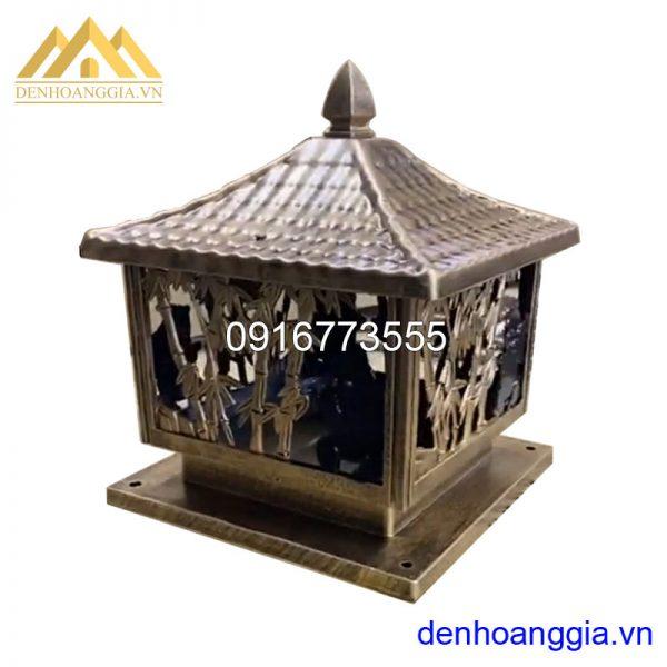 Đèn trụ cổng cổ điển HGA-TCCD03