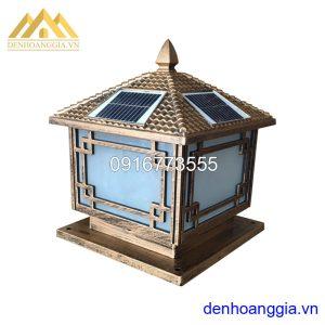 Đèn trụ cổng năng lượng mặt trời Rolux-TCNL12