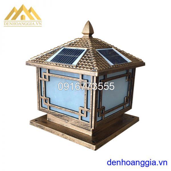 Đèn trụ cổng năng lượng mặt trời HGA-TCNL12
