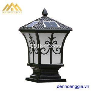 Đèn trụ cổng năng lượng mặt trời Rolux-TCNL14