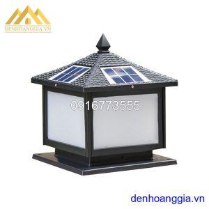 Đèn trụ cổng năng lượng mặt trời Rolux-TCNL04