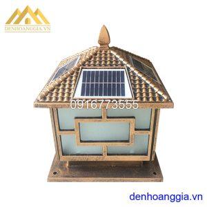 Đèn trụ cổng năng lượng mặt trời Rolux-TCNL10