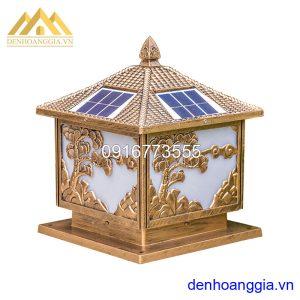 Đèn trụ cổng năng lượng mặt trời Rolux-TCNL11
