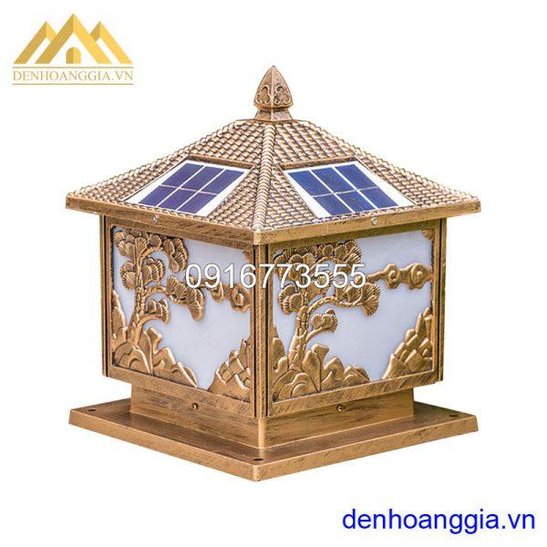 Đèn trụ cổng năng lượng mặt trời HGA-TCNL11