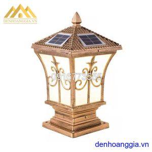 Đèn trụ cổng năng lượng mặt trời Rolux-TCNL13