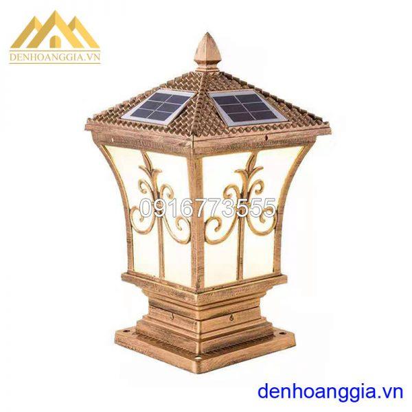 Đèn trụ cổng năng lượng mặt trời HGA-TCNL13