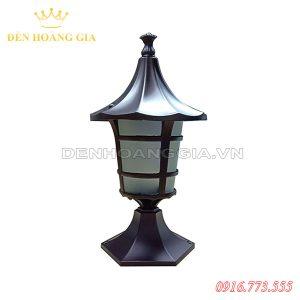 Đèn trụ cổng cổ điển HGA-TCCD11 (Nhôm)