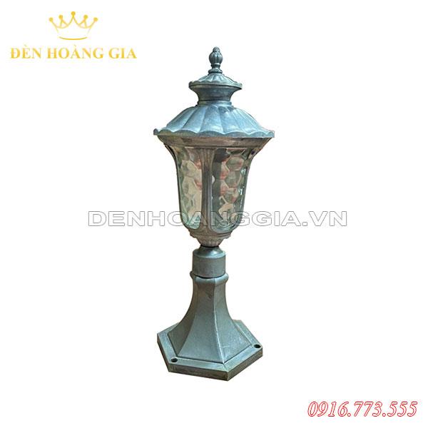 Đèn trụ cổng cổ điển HGA-TCCD12 (Nhôm)