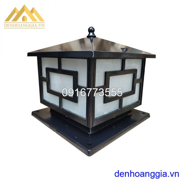 Đèn trụ cổng tường rào giá rẻ HGA-TCGR03