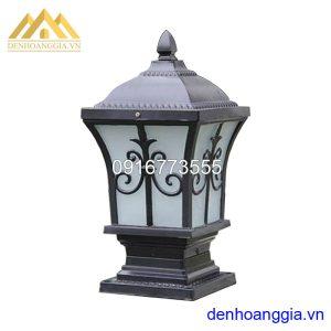 Đèn trụ cổng tường rào giá rẻ Rolux-TCGR04