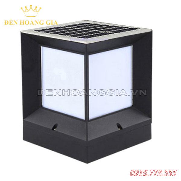 Đèn trụ cổng năng lượng mặt trời HGA-TCNL01 (Nhôm)