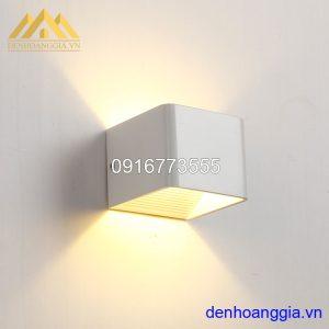 Đèn tường led 5w trong nhà vỏ trắng Rolux-DTT11GR